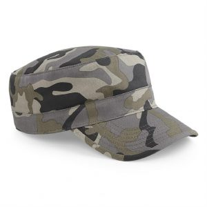 Beechfield C/flage Army Cap