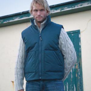 Result Fleece Lined Gilet